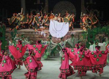 """Todo listo para segunda presentación de """"Donají… La Leyenda"""" en Oaxaca"""