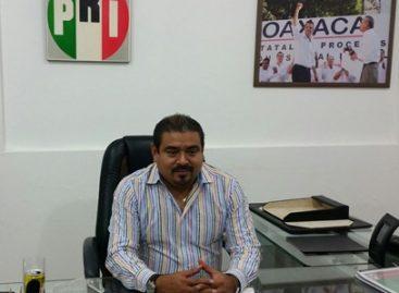 Exhaustiva investigación exige el PRI-Oaxaca por asesinato de dirigente municipal priista