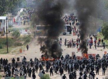Sin justicia a un mes de la masacre en Nochixtlán