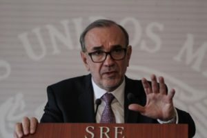 Embajador de México en EU