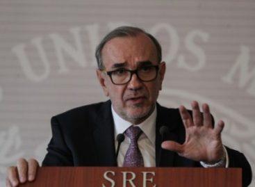 Analizan México-EU temas en materia migratoria, infraestructura, cooperación fronteriza y seguridad