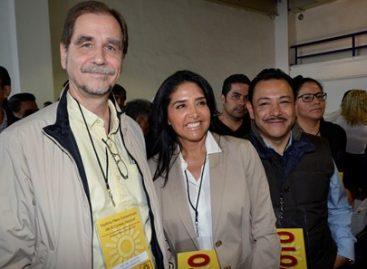 Beatriz Mojica encargada de despacho del PRD; Decreta Consejo Nacional receso de 15 días