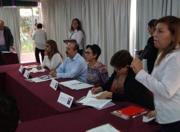 Realizan Segunda Sesión del Comité Estatal del Programa Nacional de Becas para Madres y Jóvenes Embarazadas