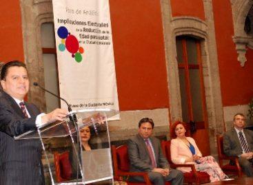 Ampliará constitución CDMX derechos políticos para que jóvenes participen en procesos democráticos: Granados