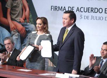 Cuentan mexicanos con respaldo del Gobierno mexicano, sin importar donde se encuentren: Osorio Chong