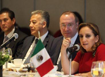 Analizan Empresas Globales y la SRE impulsar mayor inversión en México