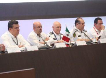 Se coordinan y actúan los tres órdenes de gobierno de manera articulada frente a la delincuencia