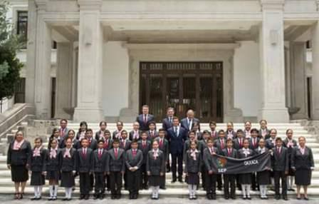 Olimpiada del Conocimiento Infantil 2016
