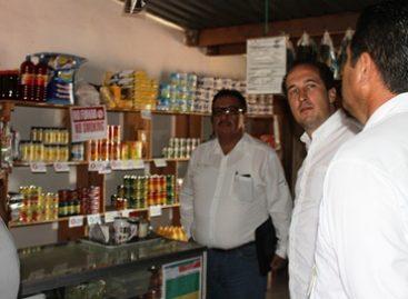Cubre Diconsa totalidad de localidades con carencia alimentaria en Mulegé: Valle Pereña