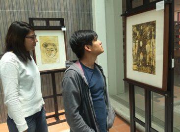 "Recibe la UTVCO Exposición Gráfica Colectiva Benito Juárez ""Benemérito de las Américas"""