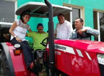Entrega SAGARPA Oaxaca apoyos por 216 mdp a productores del Istmo de Tehuantepec