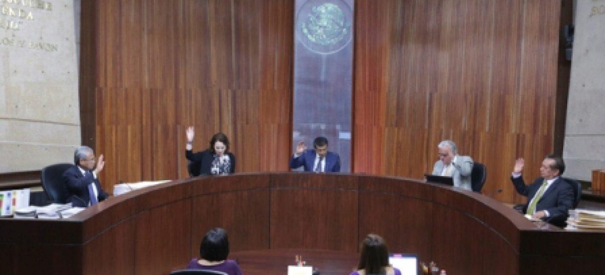 Rechaza TEPJF que Miguel Ángel Mancera haya violentado la Ley Electoral al acudir a acto proselitista en Oaxaca