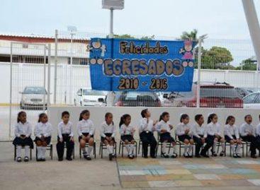Egresa Generación 2016 del CENDI de Salina Cruz, Oaxaca
