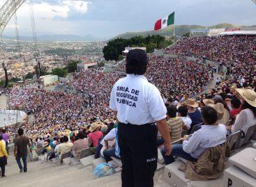 Garantizada la seguridad pública durante la Guelaguetza 2016: SSPO
