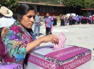 Deben sistemas normativos indígenas garantizar derecho de las mujeres a votar y ser votadas: TEPJF
