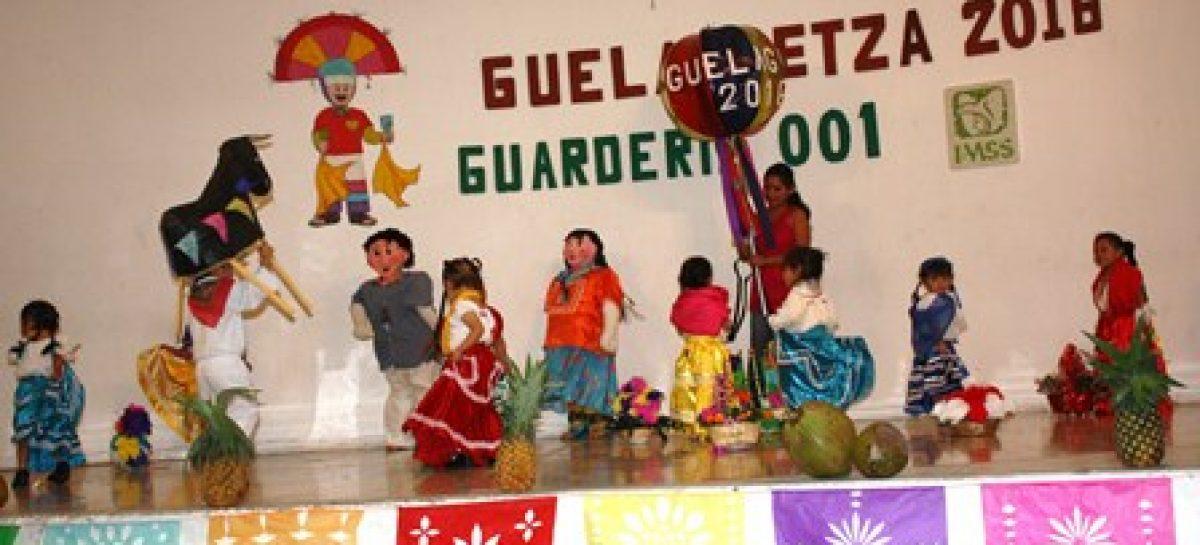 Promueve IMSS la conservación de las tradiciones oaxaqueñas desde la infancia