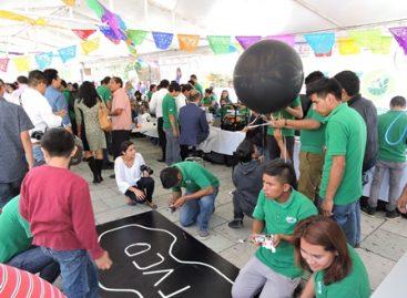 Presentan estudiantes de la UTVCO más de 60 proyectos innovadores