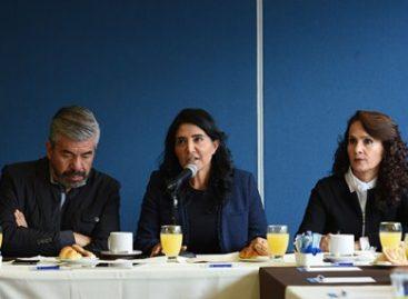 Impulsará PRD en Constitución de CDMX consolidación de derechos sociales: Barrales Magdaleno