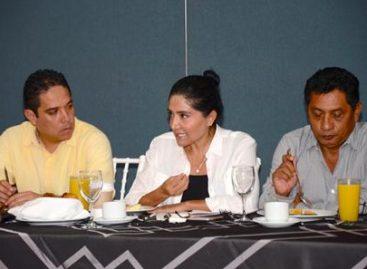 Llama Barrales Magdaleno a reposicionar al PRD como la mejor alternativa para la gente