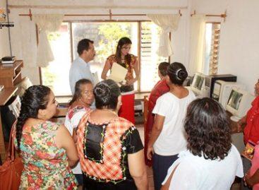 Ejercerán dos mdp de la Federación para rehabilitar tres bibliotecas públicas de Juchitán, Oaxaca