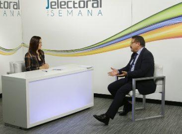 La Constitución ha modernizado a los partidos políticos: Arreola Ayala