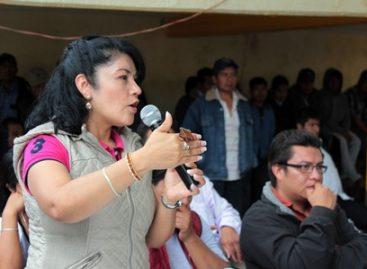 Trabaja IEEPCO para incluir a las mujeres en municipios de sistemas normativos en Oaxaca