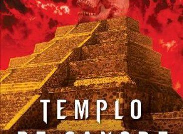 """Presentará Eugenio Aguirre """"Templo de sangre"""", historia de rituales, en la FUL 2016"""