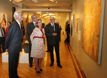 Inauguran exposición colectiva Afinidades/Discordancias en el Museo de la Cancillería