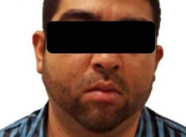 Detiene Policía Federal a presunto integrante de grupo delictivo que operaba en Tamaulipas