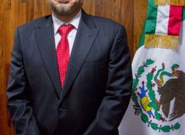 Germán Cervantes Ayala del IEEPO ausente