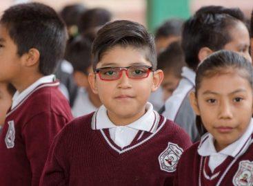 Este lunes, abrieron el 76.8 por ciento de las escuelas en Oaxaca: IEEPO