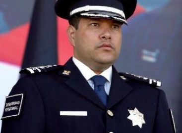 Asume Manelich Castilla Craviotto titularidad de la Comisión de la Policía Federal