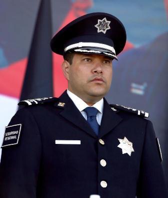 Comisionado General de la PF
