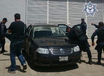 Recuperan un automóvil y dos motocicletas con reporte de robo este fin de semana en Oaxaca