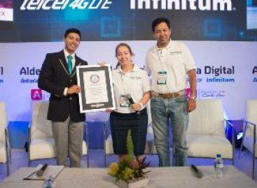 Aprende.org recibe Récord Guinness por el mayor número de personas registradas en la plataforma educativa