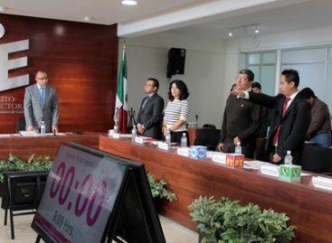 Califica IEEPCO como válida elección en San Francisco Coatlán, Oaxaca