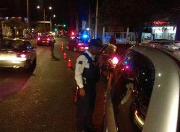 Arrestados 31 conductores durante Operativo Alcoholímetro en Tuxtepec, Salina Cruz y Oaxaca