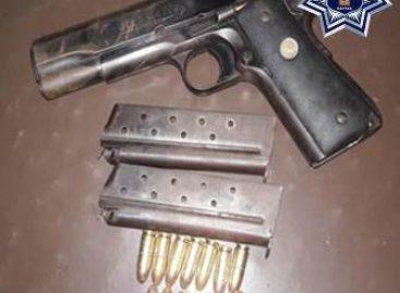 Detenidas cinco personas con armas de fuego en los últimos seis días en Oaxaca