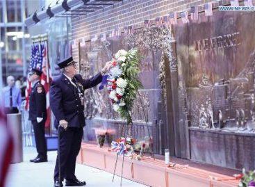 Expresa México su apoyo a Estados Unidos a 15 años de los ataques terroristas