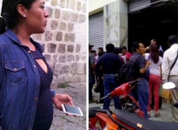 Vetan periodistas del Istmo a la Sección 22 del SNTE ante agresiones en Oaxaca
