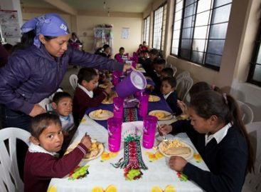 Beneficia Diconsa a 47 mil 625 personas en 450 comedores comunitarios en Michoacán