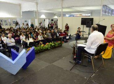 """""""México le debe a Elena Garro el gran homenaje que merece"""": Avilés Fabila, en la FUL 2016"""