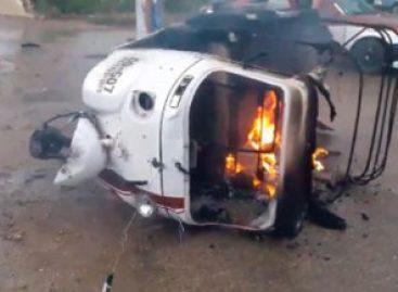 Por la ingobernabilidad en Oaxaca, accidentes viales terminan en muerte