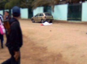 En Oaxaca, ¿mineras atrás del asesinato de maestro?
