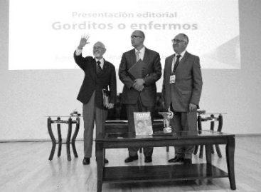 Urge Ruy Pérez Tamayo a sistema de salud evitar futura carga social en enfermedades prevenibles