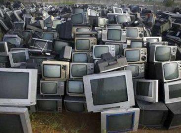 Requiere senador del GPPRI informe sobre televisores desechados por apagón analógico