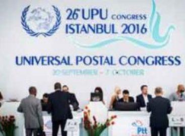 México, reelecto al Consejo de Administración de la Unión Postal Universal, período 2017-2020