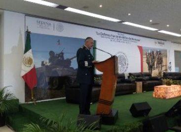 """Realizan Secretaría de la Defensa Nacional y Universidad Anáhuac seminario """"La Defensa Nacional del Estado Mexicano"""""""