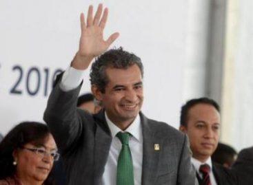 Visita de Enrique Ochoa líder del PRI, abre disputa Ulises Ruiz-José Murat