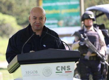 Supervisan operativo de la División de Gendarmería en misión ambiental en el estado de Michoacán